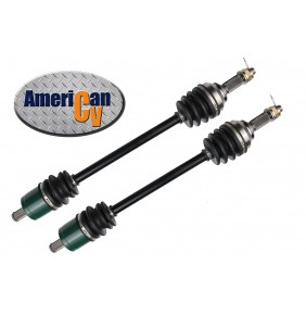 JOHN DEERE XUV 620i GAS 4X4 FRONT CV AXLE SET FITS SILVER-SE UP TO ID 030514