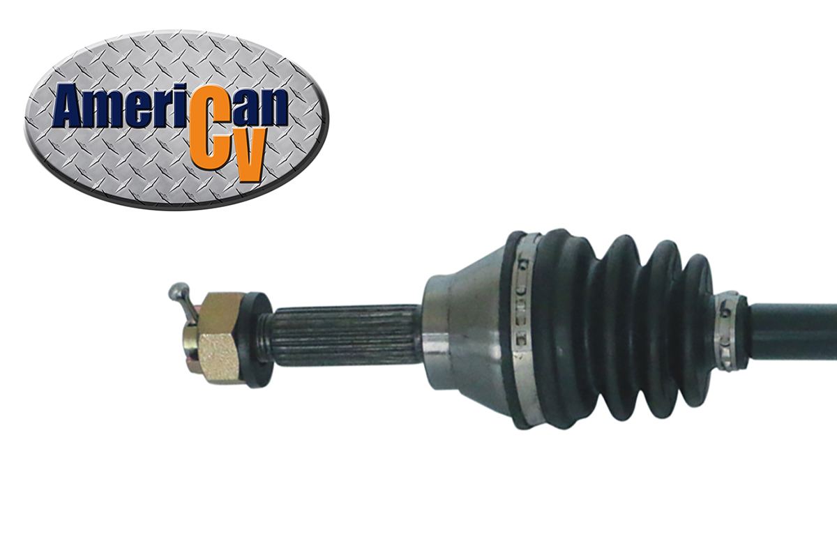 BOMBARDIER 1999-2005 CAN AM TRAXTER 4X4 Front Inboard CV Joint Boot Kit