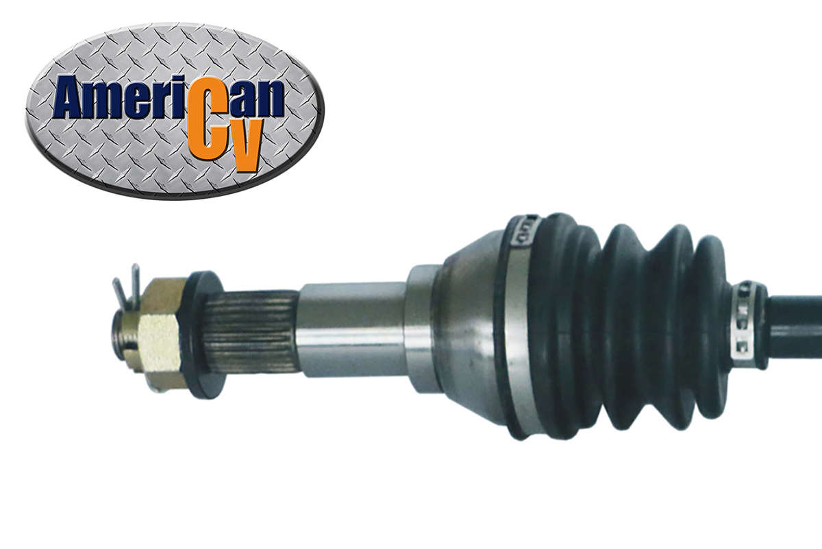 2003-2005 BOMBARDIER CAN AM  OUTLANDER 400 HO CV AXLE REAR RIGHT ONLY