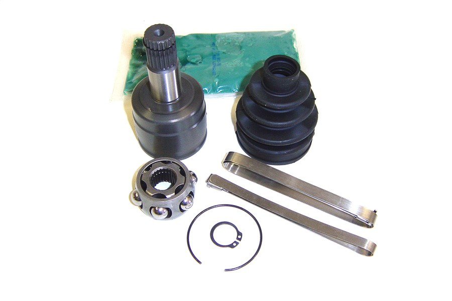 Set of Front /& Rear CV Joint Axles 2003-2008 Yamaha Grizzly 660 4x4