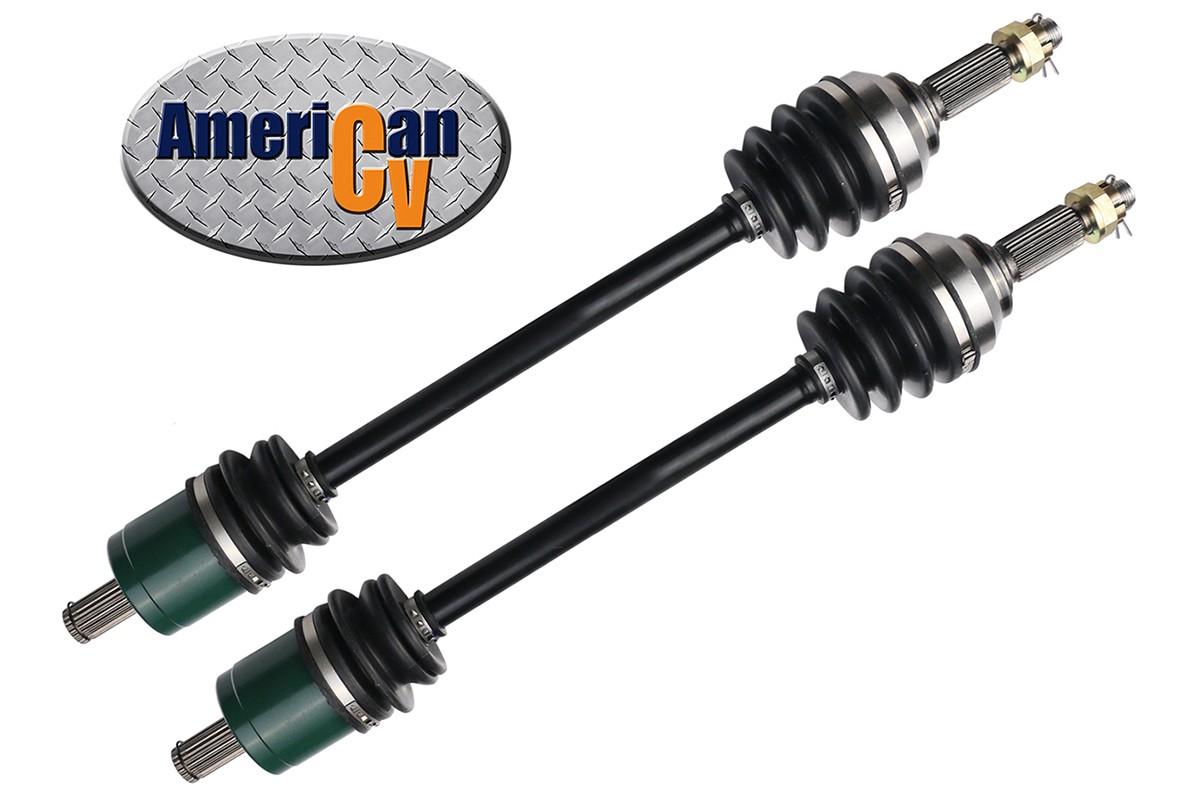 JOHN DEERE XUV 850D DIESEL 4X4 FRONT RIGHT CV AXLE FITS OLIVE FROM SN 030065 UP