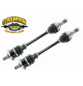 ARCTIC CAT 400 TRV TBX 4X4 FRONT PERFORMANCE ATV CV AXLE SET 2006-2008