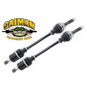 "POLARIS RZR ""S"" 800 / RZR 4 800 4X4 CAIMAN PERFORMANCE SERIES REAR ATV UTV CV AXLE SET"