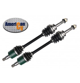 KUBOTA RTV400 4X4 FRONT LEFT AND RIGHT ATV UTV CV AXLE SET