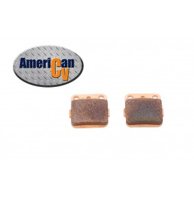 1983-1987 HONDA ATC 200 X 2X4 REAR HEAVY DUTY SINTERED ATV BRAKE PADS