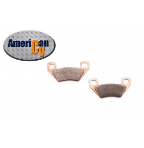 2015 ARCTIC CAT XR 700 4X4 REAR HEAVY DUTY SINTERED ATV BRAKE PADS