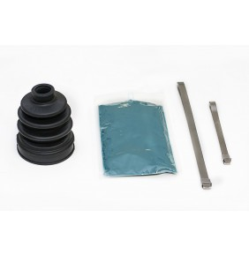 1988-1991 JAPANESE MINI TRUCK SUZUKI CARRY 4X4 Front Inboard CV Joint Boot Kit - Fits Models with Outboard Housing Stamped *68 LAC*