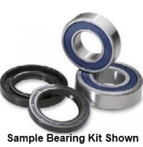 1993-1999 Kawasaki Mule 2510 4X4 Front Knuckle Bearing Kit