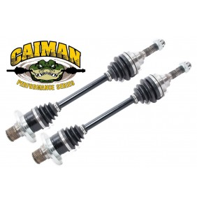 SUZUKI KING QUAD 450 / 500 / 700 / 750 4X4 CAIMAN PERFORMANCE SERIES REAR ATV CV AXLE SET