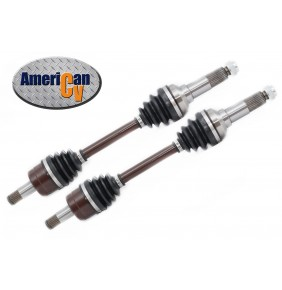 2012-2014 YAMAHA GRIZZLY 350 4X4 FRONT EXTREME OFF ROAD ATV CV AXLE SET